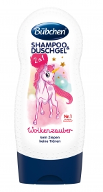 Bübchen Shampoo & Shower Cloud Magic 230ml