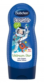 Bübchen Shampoo & Shower Space Star 230ml