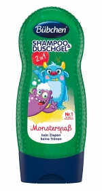 Bübchen Shampoo & Shower Monster fun 230ml