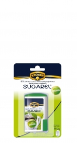 KRÜGER SUGAREL STEVIA sweetener 200 tablets